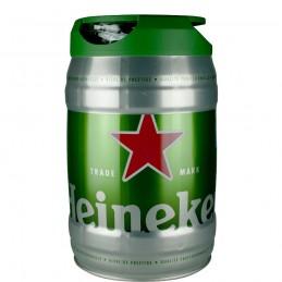 Mini-Fût Heineken 5 litres (Beertender)