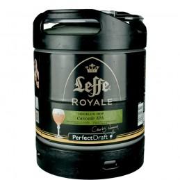 Mini-Fût Leffe Royale IPA 6 Litres (Perfect Draft)