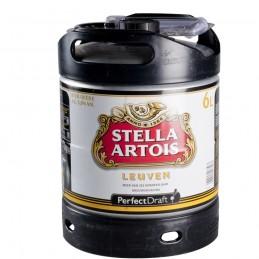 Mini-Fût Stella 6 Litres (Perfect Draft)