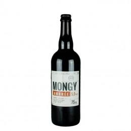 Mongy Ambrée 75 cl - Bière du Nord
