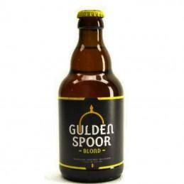 Bière Gulden Spoor Blonde 33 cl