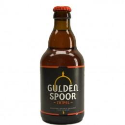 Gulden Spoor Triple 8° 33 cl : Bière Belge
