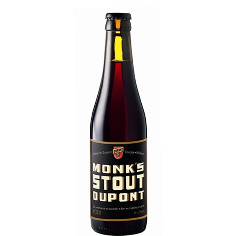 Bière Belge Monk Stout 33 cl