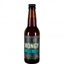 Mongy IPA 33 cl - Bière du Nord