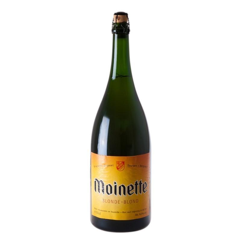 Magnum Moinette Blonde 150 cl - Bière Belge