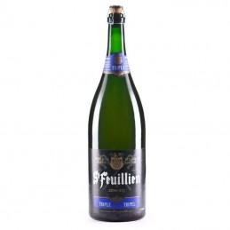Bière Saint Feuillien Triple 300 cl - Bière Belge