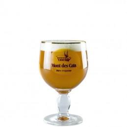Verre à Bière Mont des Cats 33 cl