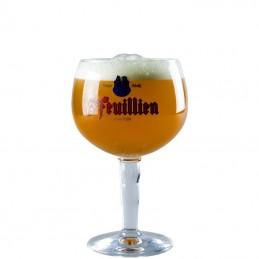 Verre à Bière Saint Feuillien 33 cl