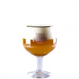 Verre à Bière Triple d'Anvers 33 cl