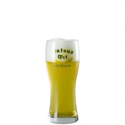Verre à bière Watou blanche 25 cl