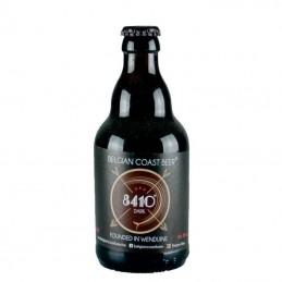 8410 Coast Dark 33 cl - Bière Belge
