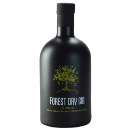 Gin Forest Gin Summer 50 cl 45% : Alcool - Gin