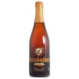 Troubadour Magma 75 cl 9° : Bière Belge