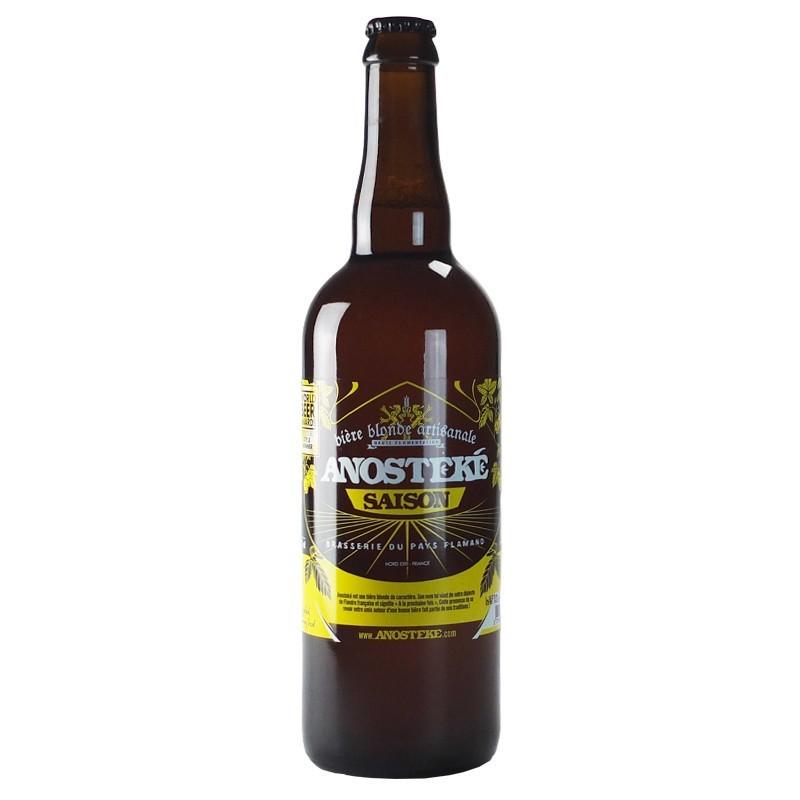 Anosteke Saison 75 cl : Bière Francaise