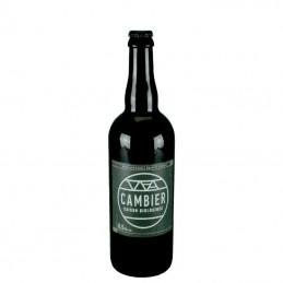Cambier Saison Biologique 6.5° 75 cl : Bière Francaise