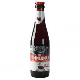 Kriek Timmerman's 25 cl - Bière Lambic à la cerise