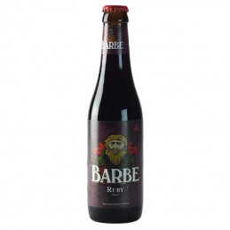 Barbe Ruby 33 cl : Bière Belge