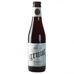 Gruut Brune 33 cl : Bière Belge