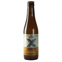 Simplex 4.5% 33 cl : Bière Belge