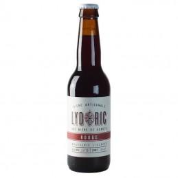 Lydéric Rouge.5° 33 cl : Bière Française