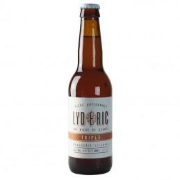 Lydéric Triple 9.5° 33 cl : Bière Française