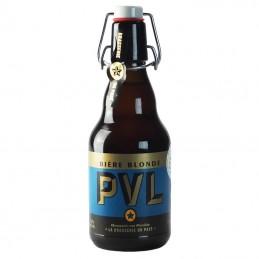 Pvl Blonde 6.5° 33 cl : Bière Française