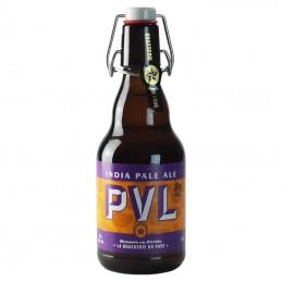 Pvl Ipa 6% 33 cl : Bière Française