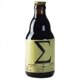 Sigma 33 cl 10% : Bière Belge