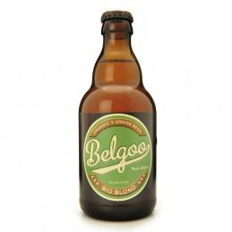 Belgoo Bio Blond 6.4% 33 cl : Bière Belge