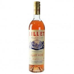 Lillet Rosé 17% 75 cl : Alcool - Apéritif
