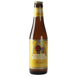 Steenbrugge blonde 6.5° 33 cl - Bière Belge