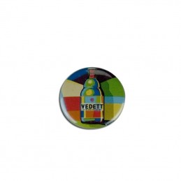 Badge Vedett Coloré
