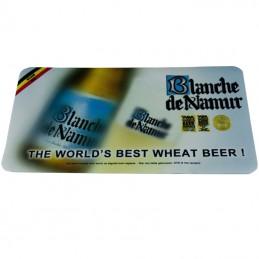 Blanche de Namur rosée 3.2° 75 cl - Bière Belge