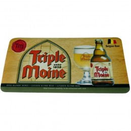 Tapis de Bar Triple Moine