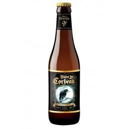 Bière Du Corbeau 33 cl 9° : Bière Belge