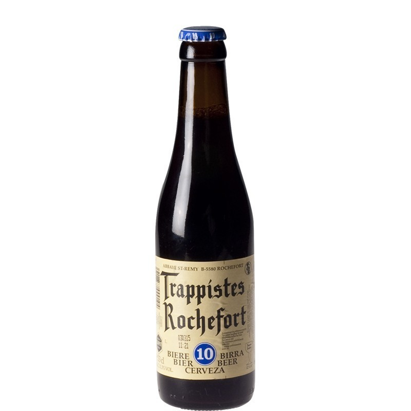 Bière Trappiste Rochefort 10 33 cl