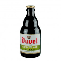 Bière Belge Duvel Triple Hop 33 cl 2015