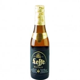 Bière Belge Abbaye de Leffe Royale 33 cl