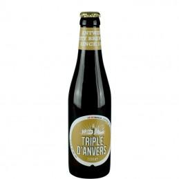 Bière Belge Triple d'Anvers 33 cl