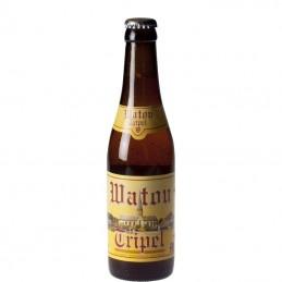 Bière Belge Watou triple 33 cl - Bière Belge
