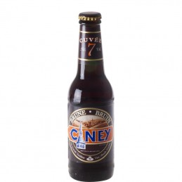 Bière Belge  Ciney brune 25 cl