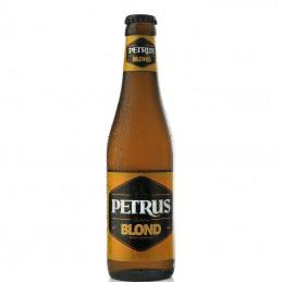 Bière Belge Pétrus blonde 33 cl