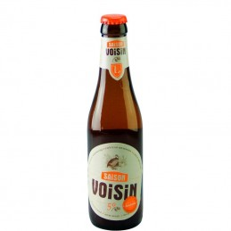 Bière Belge Saison Voisin 33 cl - Bière Belge