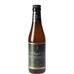 Bière Belge Straffe Hendrik 33 cl
