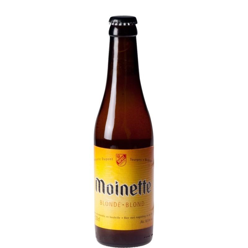Bière Moinette Blonde 33 cl - Bière Belge