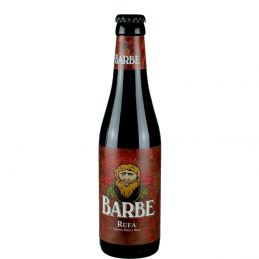 Barbe Rouge 33 cl - Bière Belge - Brasserie Verhaeghe