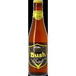 Bush Blonde 10.5° 33 cl : Bière Belge