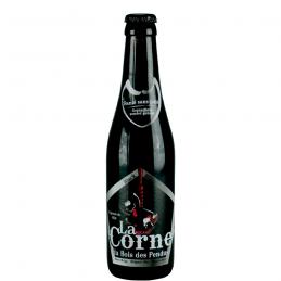Corne Black 33 cl : Bière Belge