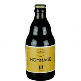 Crabbelaer Hommage 33 cl - Bière Belge