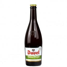 Bière Belge Duvel Triple Hop 75 cl